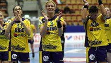 Româncele au pierdut confruntarea cu Danemarca (foto: EHF)
