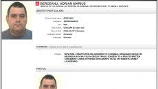 Condamnat definitiv în două dosare penale, omul de afaceri Adrian Marius Berceanu a fugit din țară, iar din  și este căutat de autorități prin Interpol