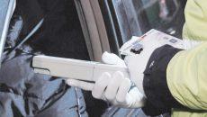 Mai mulți șoferi doljeni au fost depistați conducând băuți chiar în ziua de Crăciun