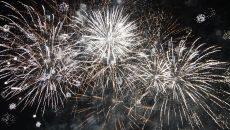 Focul de artificii şi jocul de lumini vor costa 16.000 de lei