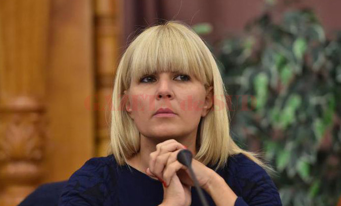 Elena Udrea a ajuns în România