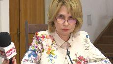 Simona Ciulu, inspector școlar pentru învățământul tehnic și profesional (Foto: captură video)