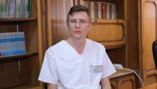 Florin Florescu este medic specialist în Ortopedie și Traumatologie la Spitalul din Calafat (Foto: Claudiu Tudor)