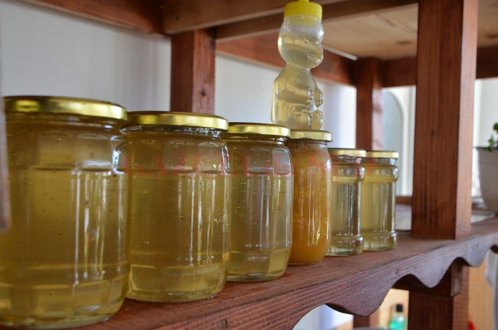 Producţia de miere a scăzut foarte mult în anul 2016