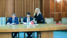 A fost semnat acordul între Ministerul Sănătăţii şi Banca Europeană de Investiţii
