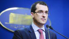 Vlad Voiculescu, Ministrul Sanatatii, sustine o declaratie de presa, in Bucuresti, la Palatul Victoria, miercuri, 26 octombrie 2016. ALEXANDRU DOBRE/ MEDIAFAX FOTO.