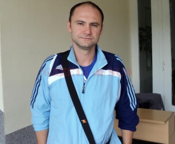 Horațiu Pașca îl va ajuta pe spaniolul Martin Ambros