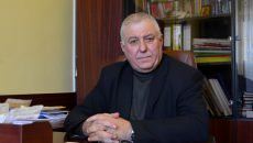 Florel Catană, primarul din Galicea Mare, vrea să atragă cât mai multe fonduri europene (Foto: Bogdan Grosu)