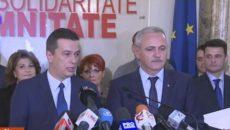 Guvernul+Grindeanu+a+fost+prezentat+de+pre%C8%99edintele+condamnat+al+PSD.+Prim-ministrul+Sorin+Grindeanu+a+fost+figurant+la+lansarea+echipei+guvernamentale+PSD_605105