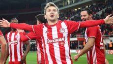 Marko Marin a restabilit egalitatea în meciul cu Asteras (Foto: millyet.com.tv)