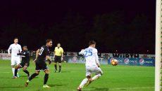 Jovan Markovic (la minge) are un plasament foarte bun (foto: csuc.ro)
