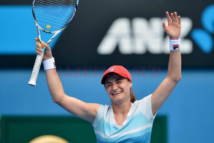 Monica Niculescu va juca prima sa finală în 2017