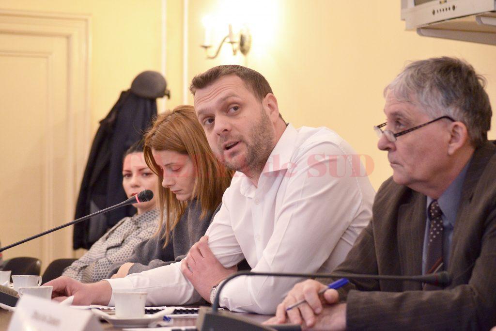 Radu Mihai Ghinea, șef Oficiu Teritorial pentru Întreprinderi Mici, Mijlocii şi Cooperaţie Craiova