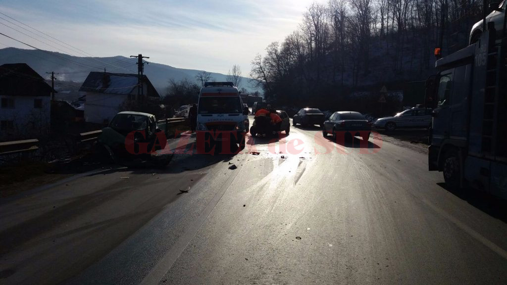 accident valcea
