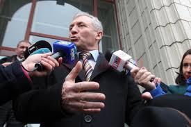 Augustin Lazăr, procurorul general al României