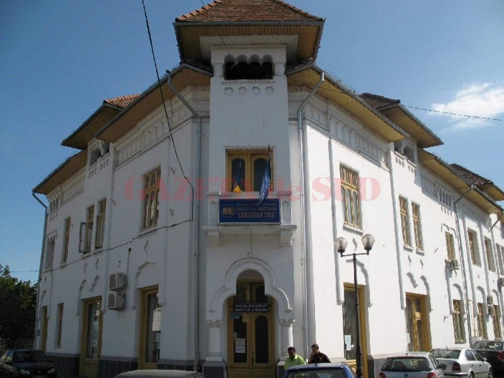 Biblioteca Judeţeană Gorj