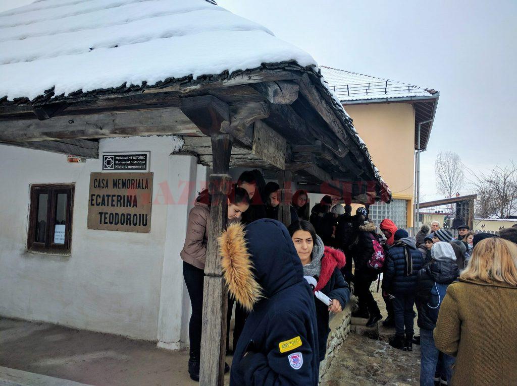"""La Târgu Jiu se află Casa memorială """"Ecaterina Teodoroiu"""""""
