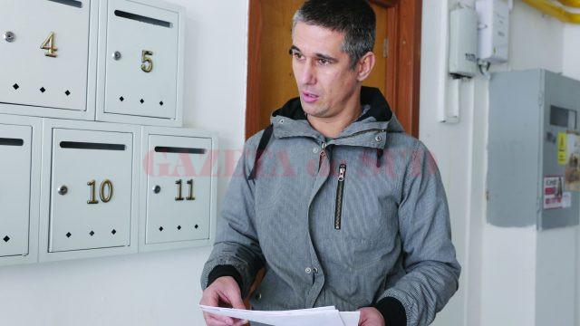 Costel Buță spune că susține cu greu scumpirea chiriei