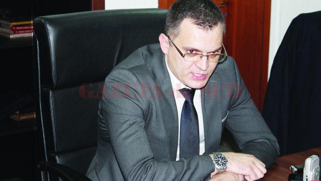 Laurenţiu Ciobotărică,  directorul financiar al CEO