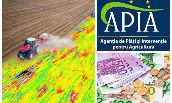 Fermierii controlaţi prin teledetecţie de APIA vor primi subvenţiile după finalizarea verificărilor (Foto: agrointel.ro)