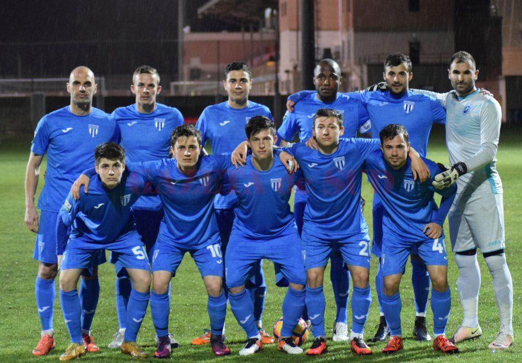 Rezervele Craiovei au câștigat amicalul cu Zimbru Chișinău (foto: csuc.ro)