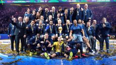 Franța a câștigat al șaselea titlu mondial (foto: IHF)