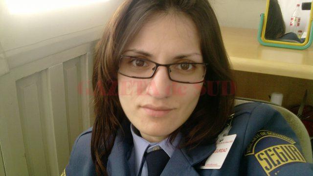 Ioana Murgu, fiica familiei ucise pe trecerea de pietoni