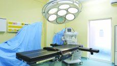 Clinica de Chirurgie şi Ortopedie Pediatrică a Spitalului Judeţean de Urgenţă (SJU) din Craiova a reușit să achiziționeze, în urma donațiilor, o masă de operație de ultimă generație de care anual vor beneficia în jur de 1.000 de pacienți (Foto: Lucian Anghel)
