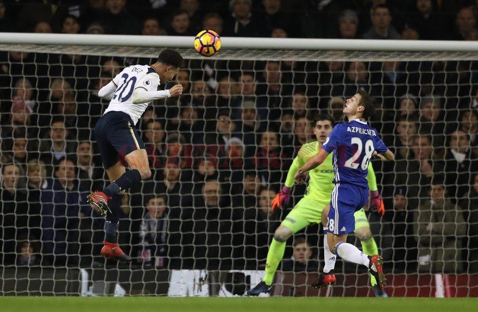 Dele Alli a făcut diferența în meciul cu Chelsea (Foto: thesun.co.uk)