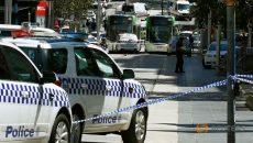 police-cordon-off-bourke-street-mall-after-a-car-hit-pedestrians