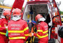 Două accidente cu victime, provocate din neaţenţie