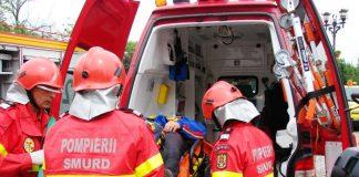 O tânără s-a aruncat de la etajul 3 al unui bloc din Craiova