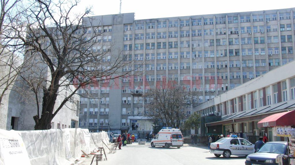 Spitalul Judeţean de Urgenţă Craiova