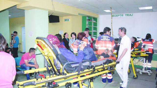 Vaccinul antitetanos lipsește de mai bine de un an din Urgența Spitalului Județean (SJU) Craiova (Foto: arhiva GdS)