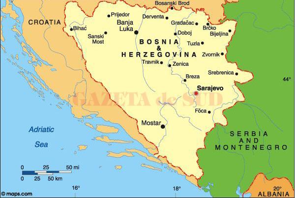 Bosnia-si-Hertegovina