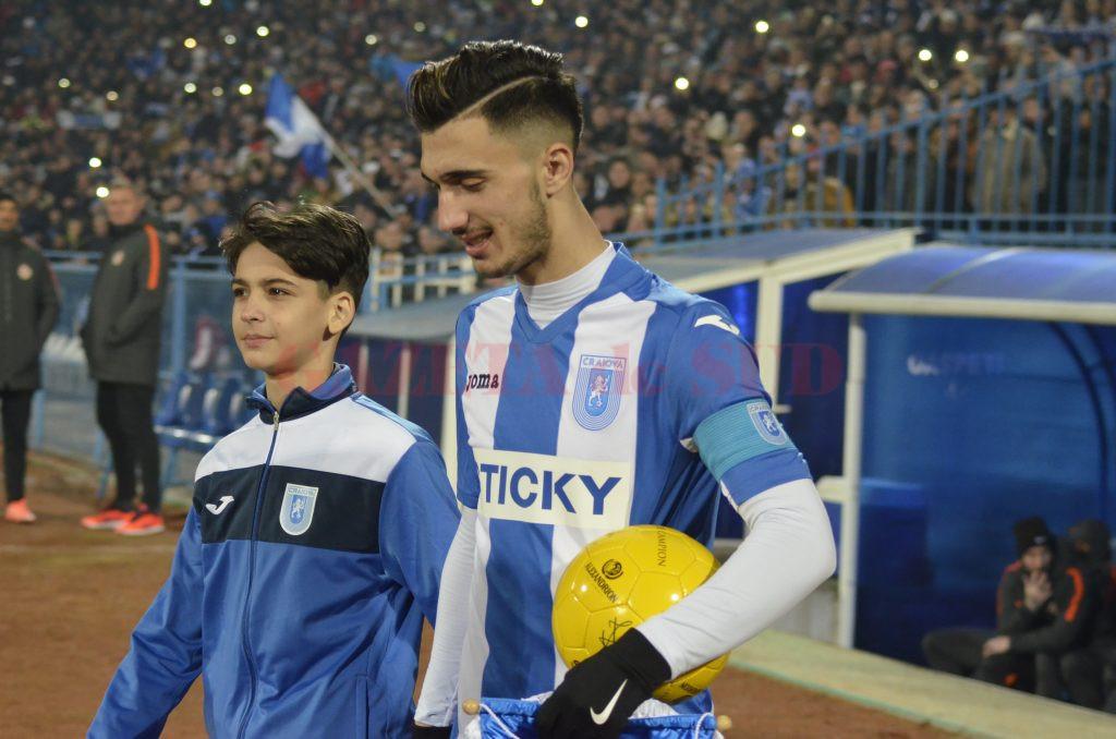 Andrei Ivan continuă să atragă atenția cluburilor importante din Europa (Foto: Alexandru Vîrtosu)