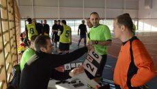 Dragoş Mihai Iliescu (stânga jos) îşi doreşte ca fotbalul de sală să renască în Dolj (Foto: Alexandru Vîrtosu)
