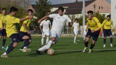 Juniorii U17 ai CS Universitatea Craiova își vor măsura forțele cu vecinii bulgari (Foto: Alexandru Vîrtosu)