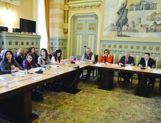 În ședința CJ Dolj de ieri nu a mai existat nici un fel de proiect privind transparența decizională care să fie supus la vot, așa cum se stabilise în ședința de luna trecută (FOTO: Claudiu Tudor)