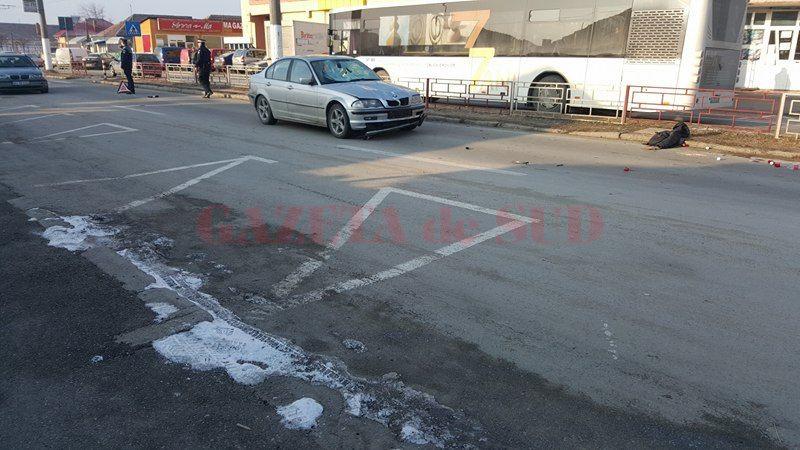 Accidentul a avut loc lângă Complexul Păltiniş  Bărbatul care a accidentat mortal doi bătrâni, plasat sub control judiciar