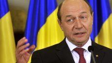 Presedintele Traian Basescu anunta numirea in functia de premier a lui Mihai Razvan Ungureanu, la Palatul Cotroceni din Bucuresti, luni, 6 februarie 2012. INTACT IMAGES/Jurnalul National/Karina Knapek