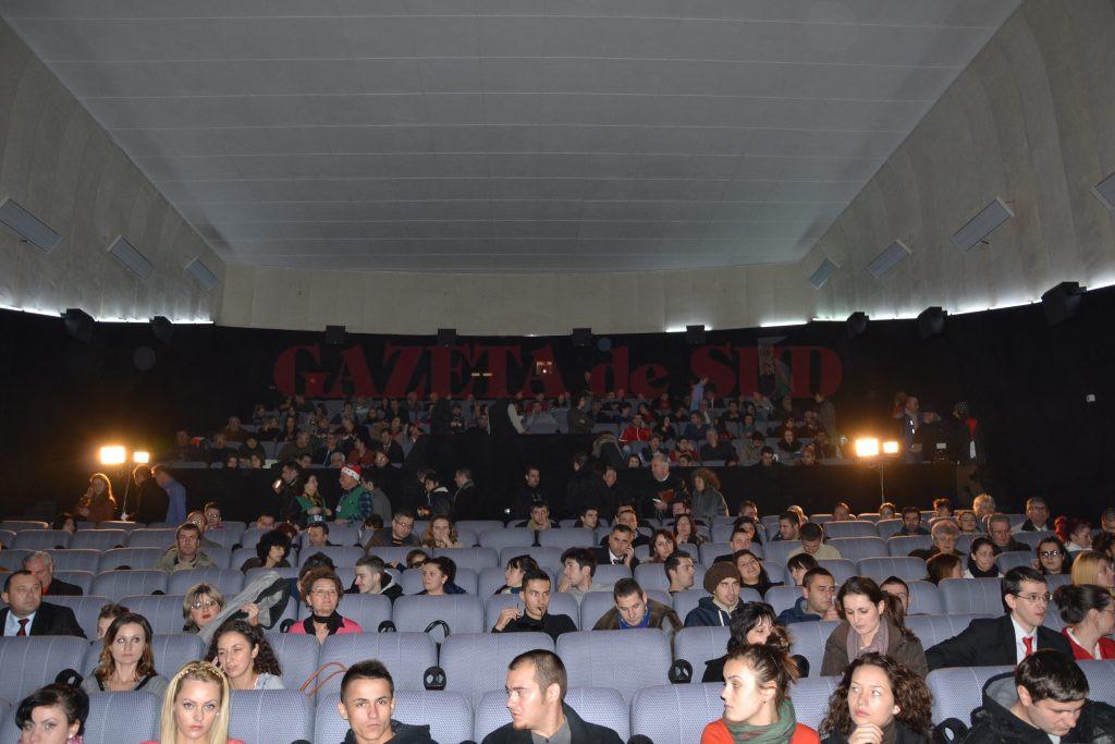 Cinematograful de la Târgu Jiu, ultimul modernizat la nivel naţional