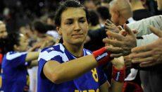 Cristina Neagu va evolua sezonul următor la campioana României, CSM Bucureşti (foto: Mediafax)