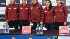 Echipa României a fost condusă de Ilie Năstase (foto: FRT)