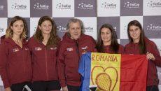 Ilie Năstase a fost căpitan nejucător al echipei României în confruntarea cu Belgia (foto: FRT)