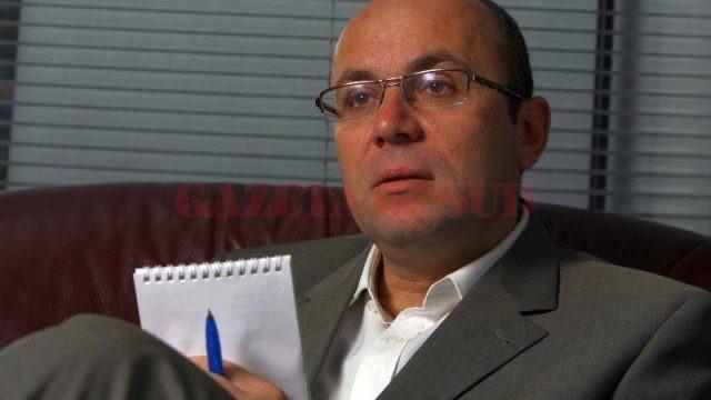 Cozmin Gușă, noul președinte al FR Judo