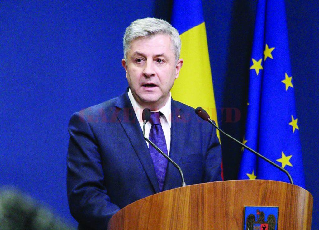 Florin Iordache și-a dat demisia pe 9 februarie din funcția de ministru al justiției