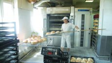 paine in brutaria Veropan
