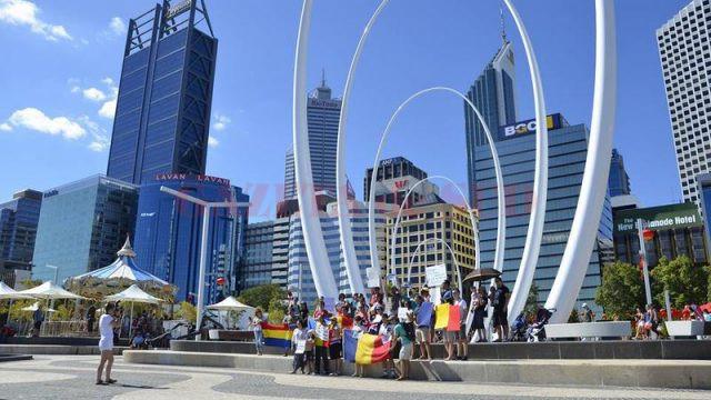 proteste australia