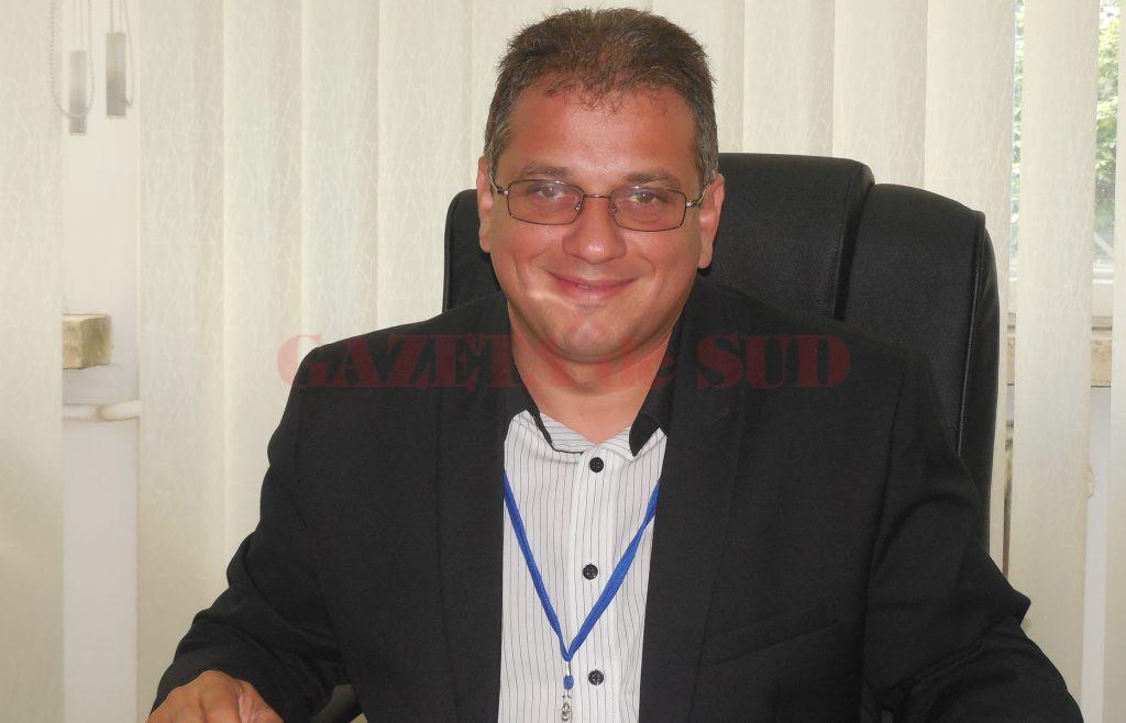 Managerul Spitalului Judeţean de Urgenţă din Târgu Jiu